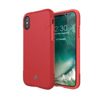 adidas Performance Solo Case iPhone X Energy Pink