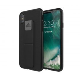 【取扱終了製品】adidas Performance Grip Case iPhone X Black