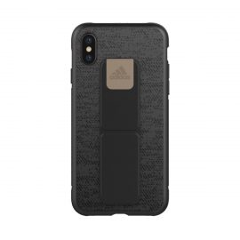adidas Performance Grip Case iPhone X Black/Gold Metallic