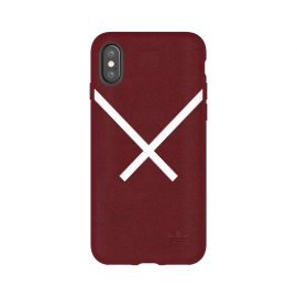 adidas Originals XBYO Moulded Case iPhone X Collegiate