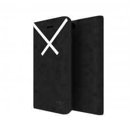 【取扱終了製品】adidas Originals XBYO Booklet Case iPhone 8 Black