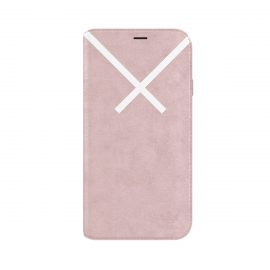adidas Originals XBYO Booklet Case iPhone X Blanch Purple