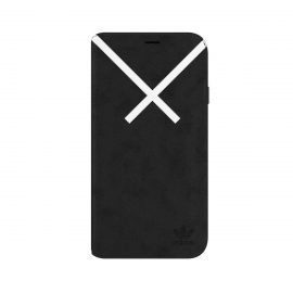 【取扱終了製品】adidas Originals XBYO Booklet Case iPhone X Black