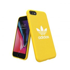 【取扱終了製品】adidas Originals adicolor Moulded Case iPhone 8 Yellow