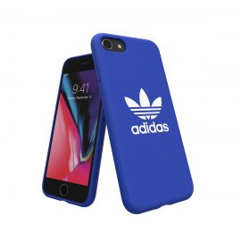 adidas Originals adicolor Moulded Case iPhone 8 Blue