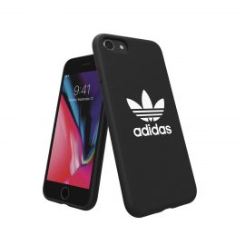 adidas Originals adicolor Moulded Case iPhone 8 Black