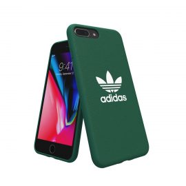 【取扱終了製品】adidas Originals adicolor Moulded Case iPhone 8 Plus Green
