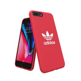 【取扱終了製品】adidas Originals adicolor Moulded Case iPhone 8 Plus Red