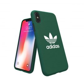 【取扱終了製品】adidas Originals adicolor Moulded Case iPhone X Green