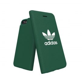 【取扱終了製品】adidas Originals adicolor Booklet Case iPhone 8 Green