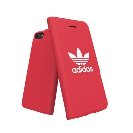 adidas Originals adicolor Booklet Case iPhone 8 Red
