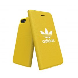 adidas Originals adicolor Booklet Case iPhone 8 Yellow