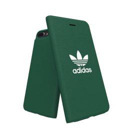 【取扱終了製品】adidas Originals adicolor Booklet Case iPhone 8 Plus Green