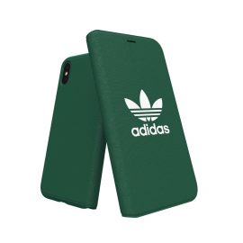 【取扱終了製品】adidas Originals adicolor Booklet Case iPhone X Green