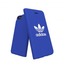 adidas Originals adicolor Booklet Case iPhone 8 Blue