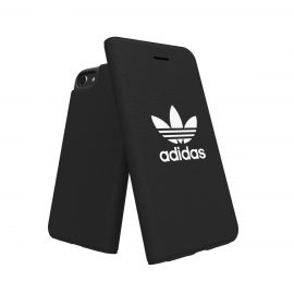 adidas Originals adicolor Booklet Case iPhone 8 Black