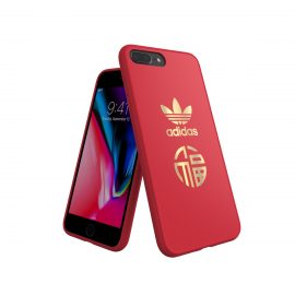 adidas Originals CNY Snap case iPhone 8 Plus Scarlet