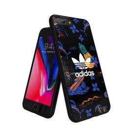 【取扱終了製品】adidas Originals Beach Snap case iPhone 8 Plus Black