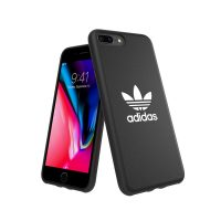 adidas Originals TPU Moulded Case BASIC iPhone 8 Plus Black/White