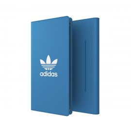 adidas Originals Booklet Case L BASIC FW18 for Universal bluebird/white