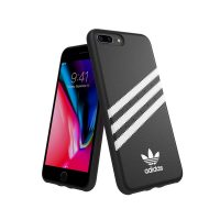 adidas Originals Moulded Case SAMBA iPhone 8 Plus Black/White