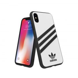 adidas Originals Moulded Case SAMBA iPhone X White/Black