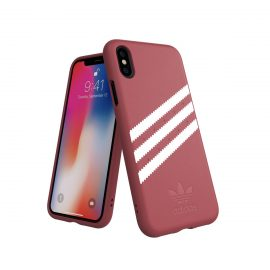 adidas Originals Moulded Case GAZELLE iPhone X Pink