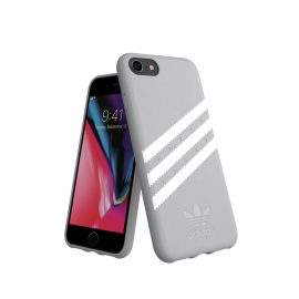 【取扱終了製品】adidas Originals Moulded Case GAZELLE iPhone 8 Grey
