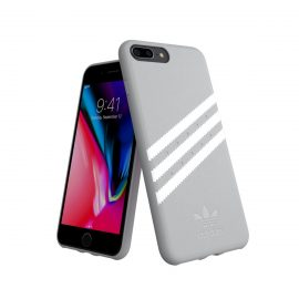 adidas Originals Moulded Case GAZELLE iPhone 8 Plus Grey