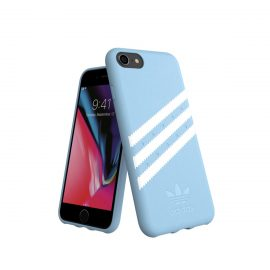 【取扱終了製品】adidas Originals Moulded Case GAZELLE iPhone 8 Blue