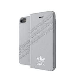 adidas Originals Booklet Case GAZELLE iPhone 8 Grey