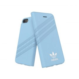 adidas Originals Booklet Case GAZELLE iPhone 8 Blue