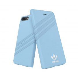 adidas Originals Booklet Case GAZELLE iPhone 8 Plus Blue