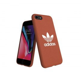 【取扱終了製品】adidas Originals adicolor Moulded Case iPhone 8 Shift Orange