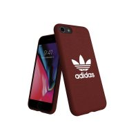 【取扱終了製品】adidas Originals adicolor Moulded Case iPhone 8 Maroon