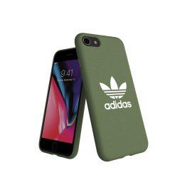 【取扱終了製品】adidas Originals adicolor Moulded Case iPhone 8 Trace Green