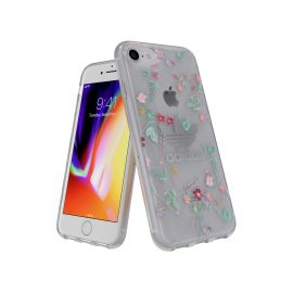 【取扱終了製品】adidas Originals Clear Case Graphic AOP iPhone 8 Colorful