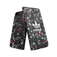 adidas Originals Booklet Case Graphic AOP iPhone 8 Plus Black