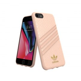 【取扱終了製品】adidas Originals Moulded Case SAMBA WOMAN iPhone 8 Pink