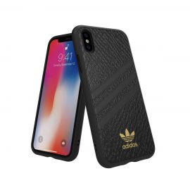 【取扱終了製品】adidas Originals Moulded Case SAMBA WOMAN iPhone X Black