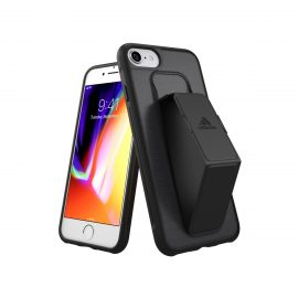 【取扱終了製品】adidas Performance Grip Case FW18 iPhone 8 black