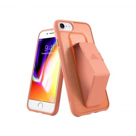 【取扱終了製品】adidas Performance Grip Case FW18 iPhone 8 Chalk Coral