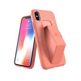 【取扱終了製品】adidas Performance Grip Case FW18 iPhone X Chalk Coral