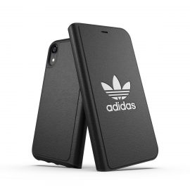 adidas Originals TPU Booklet Case BASIC iPhone XR Black/White