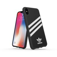adidas Originals Moulded Case SAMBA iPhone XS Max Black/White