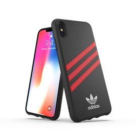 adidas Originals Moulded Case SAMBA iPhone XS Max Black/Red