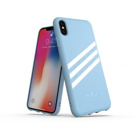 adidas Originals Moulded Case GAZELLE iPhone XS Max Blue