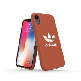 adidas Originals adicolor Moulded Case iPhone XR Shift Orange