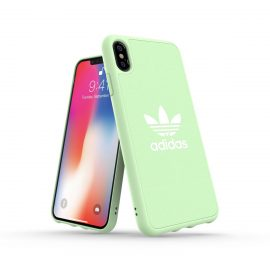 adidas Originals adicolor Moulded Case iPhone XS Max Clear