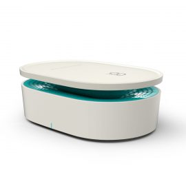 【取扱終了製品】OAXIS BENTO Wireless Speaker White/Green